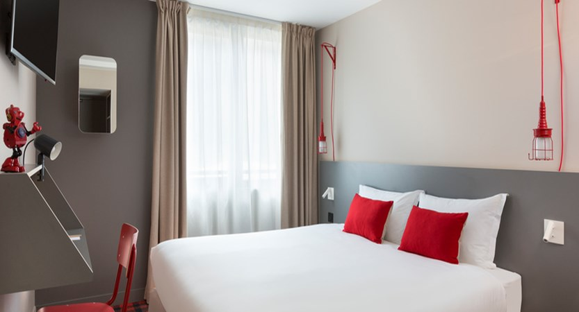 Hotel Rockypop Bedroom
