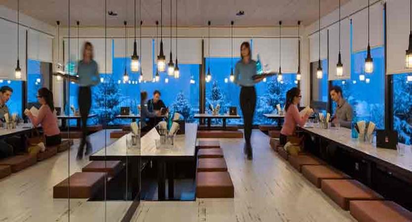 Hotel Rockypop restaurant