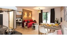 Residence Isatis, Apartment Interior
