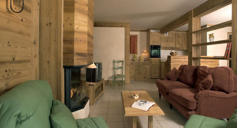Chalet Matine Apartments interior