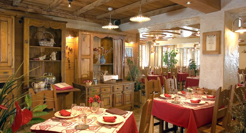Hotel Petit dru restaurant