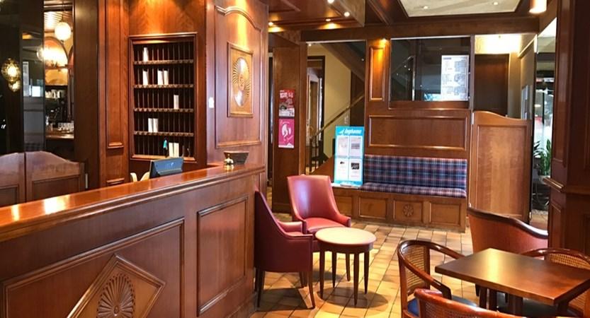 Hotel Les Airelles Reception