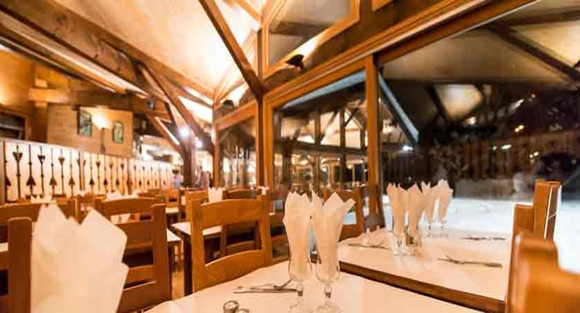 Village club du Soleil Florimontane restaurant