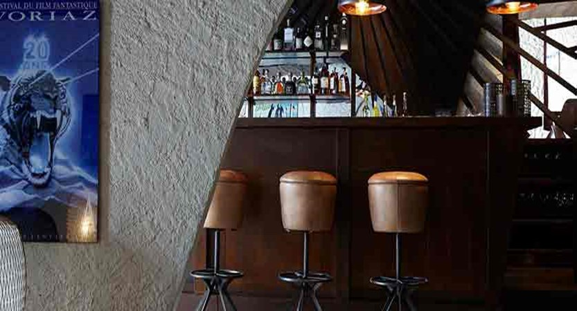 Hotel des Dromonts - bar