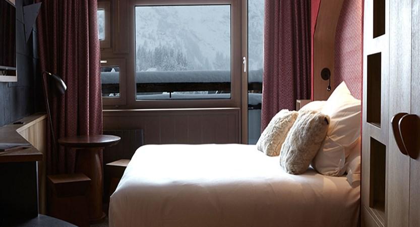 Hotel des Dromonts - bedroom 2
