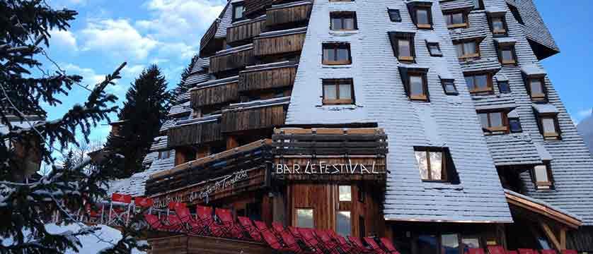 Hotel des Dromonts - exterior