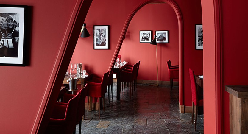 Hotel des Dromonts restaurant