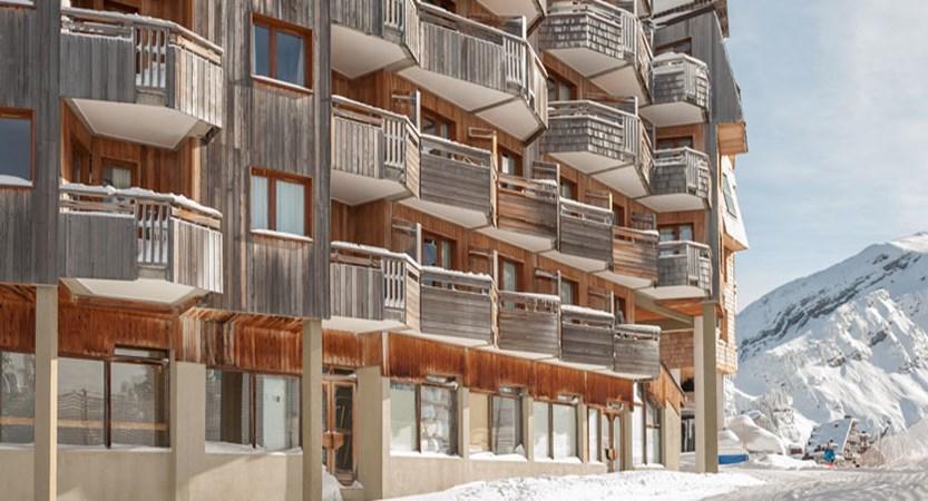 Le Saskia apartment exterior