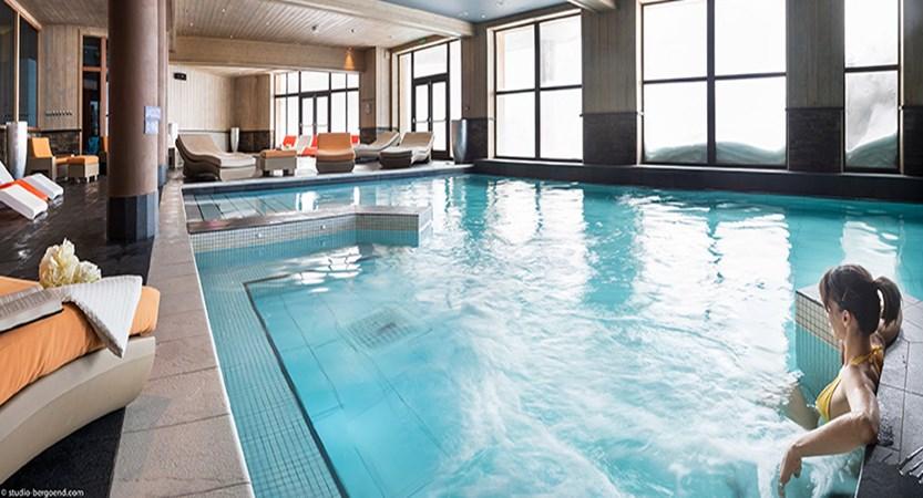 L'Amara swimming pool