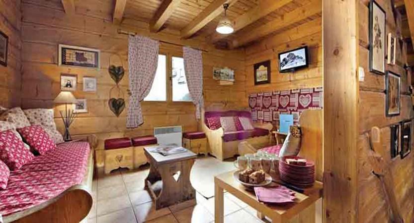 Chalet Les Arolles - Lounge