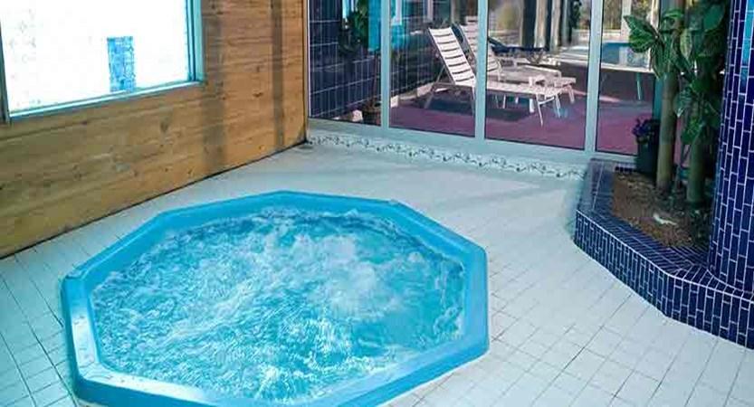 Hotel Ibiza jacuzzi