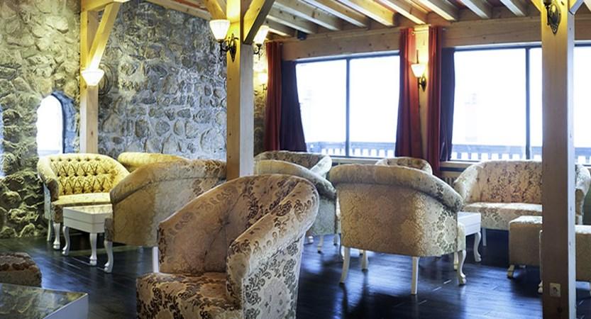Hotel Ibiza lounge