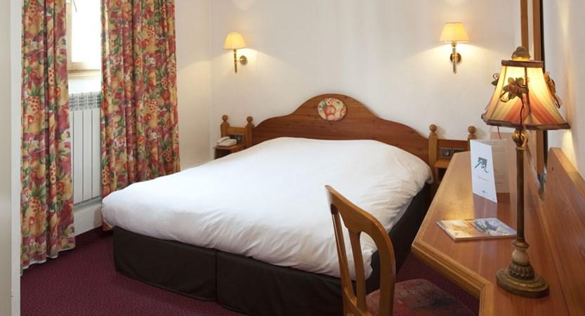 Hotel Les Melezes standard room