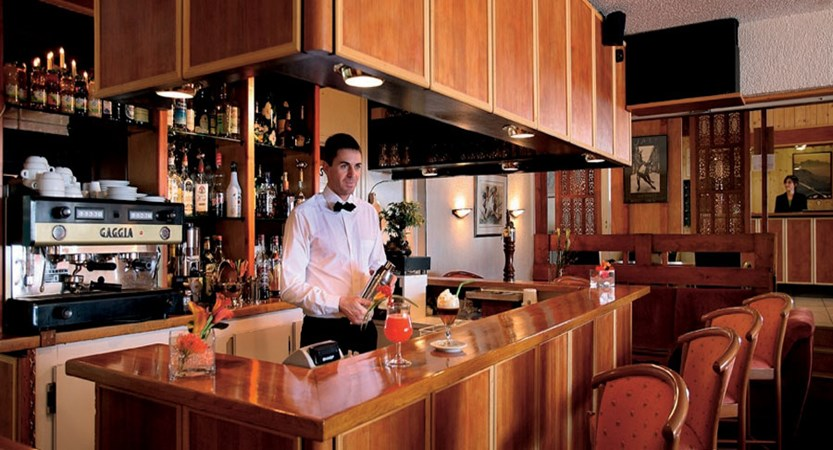 Hotel Le Val Chaviere bar