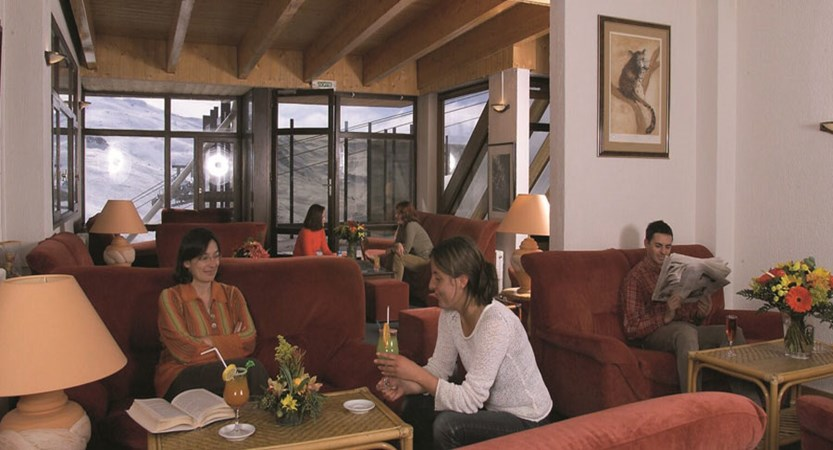 Hotel Le Val Chaviere lounge