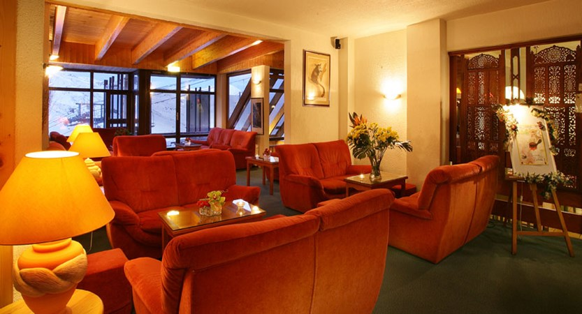 Hotel le Val Chaviere lounge 2