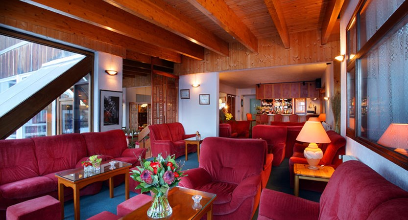 Hotel le Val Chaviere lounge 3
