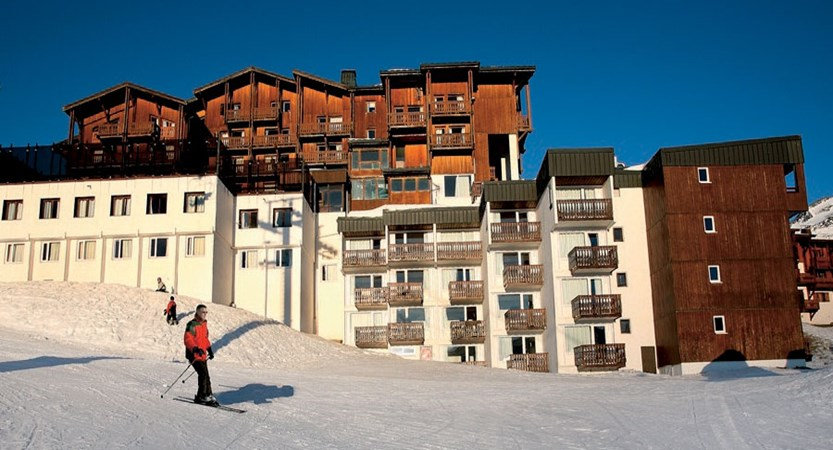 Hotel le Val Chaviere piste