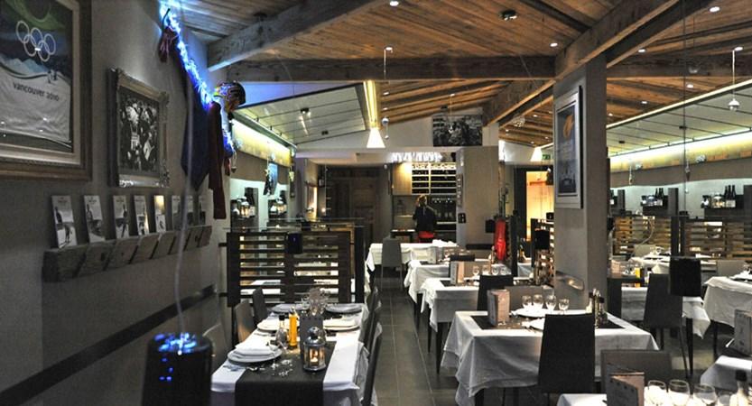 Hotel Des Trois Vallees restaurant