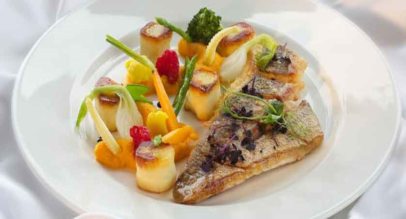 Hotel Belvedere, Grindelwald, Switzerland - example of food at the Belvedere.jpg