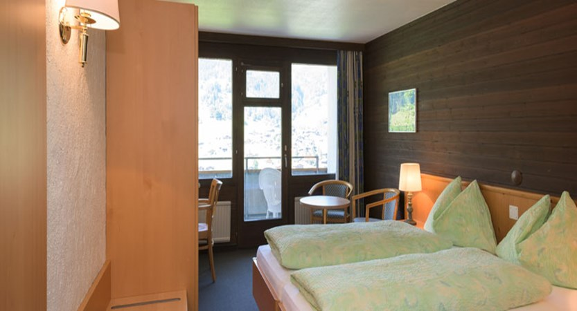 Hotel Jungfrau Lodge, Grindelwald, Bernese Oberland, Switzerland - crystal annexe bedroom.jpg