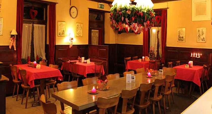 Hotel Alpina, Interlaken, Bernese Oberland, Switzerland - restaurant.jpg