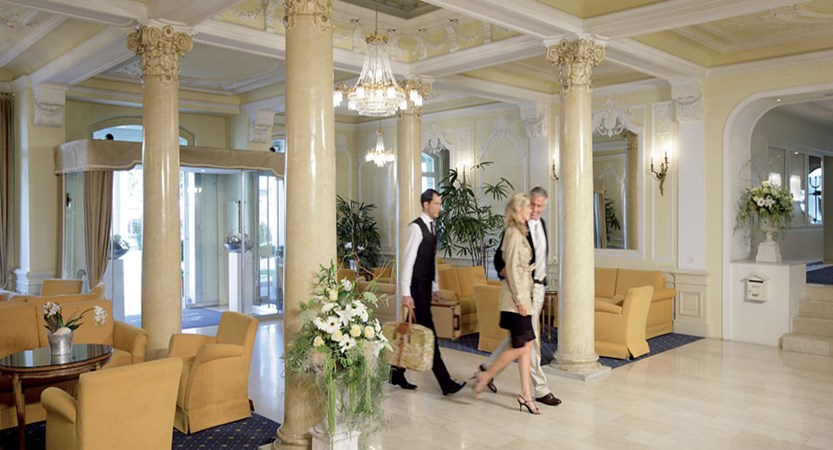 Lindner Grand Hotel Beau Rivage, Interlaken, Bernese Oberland, Switzerland - Foyer.jpg