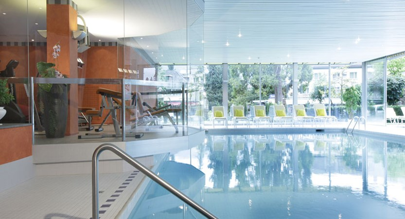 Lindner Grand Hotel Beau Rivage, Interlaken, Bernese Oberland, Switzerland - Swimming pool and wellness.jpg