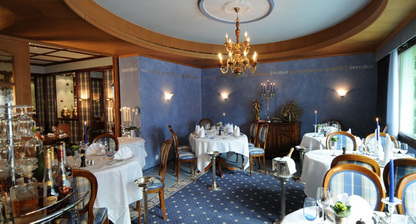 Waldhotel Doldenhorn, Kandersteg, Bernese Oberland, Switzerland - a la carte restaurant.jpg
