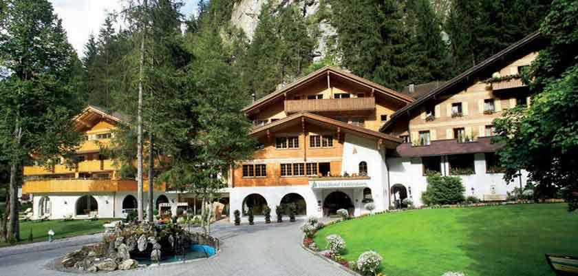 Waldhotel Doldenhorn, Kandersteg, Bernese Oberland, Switzerland - hotel exterior.jpg