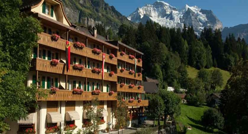 Hotel Alpenrose, Wengen, Bernese Oberland, Switzerland - Exterior.jpg