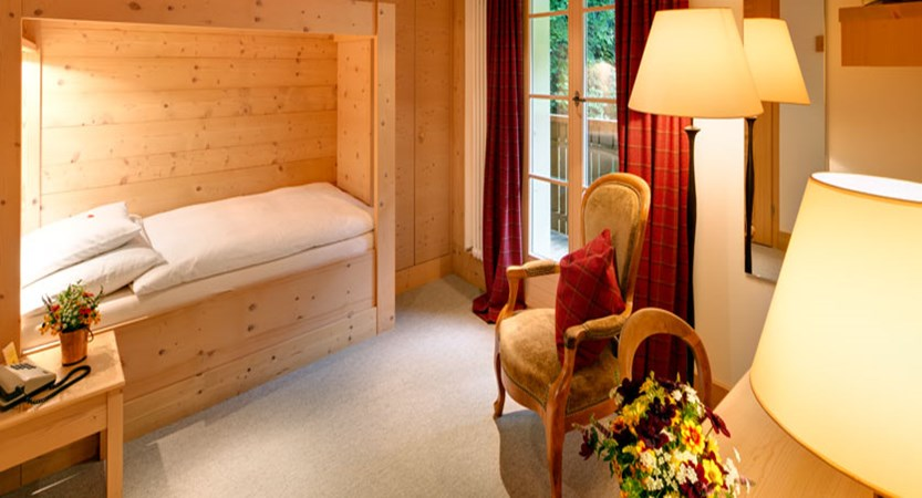 Hotel Alpenrose, Wengen, Bernese Oberland, Switzerland - single bedroom.jpg