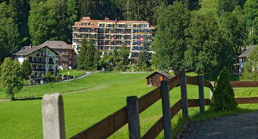 Beausite Park & Jungfrau Spa, Wengen, Bernese Oberland, Switzerland - exteriors.jpg