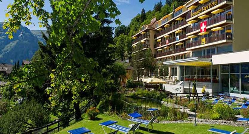 Beausite Park & Jungfrau Spa, Wengen, Bernese Oberland, Switzerland - hotel exterior.jpg