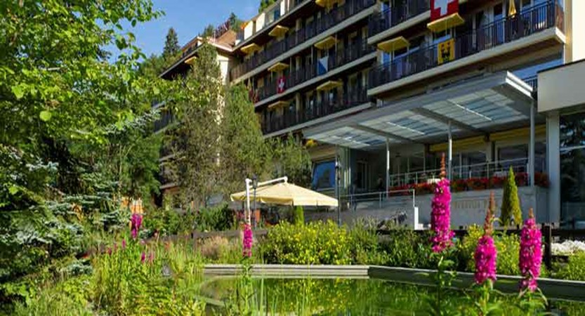 Beausite Park & Jungfrau Spa, Wengen, Bernese Oberland, Switzerland - view of the exterior.jpg
