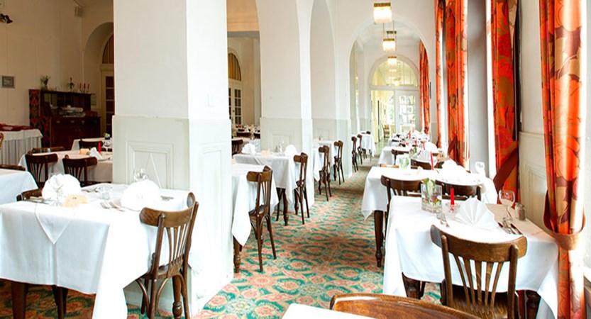 Hotel Belvedere, Wengen, Bernese Oberland, Switzerland - dinning room interior.jpg