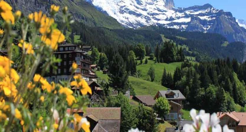 Hotel Caprice, Wengen, Bernese Oberland, Switzerland - terrace view of Jungfrau.jpg