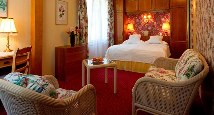 Hotel Wengenerhof, Wengen, Bernese Oberland, Switzerland - standard double room.jpg