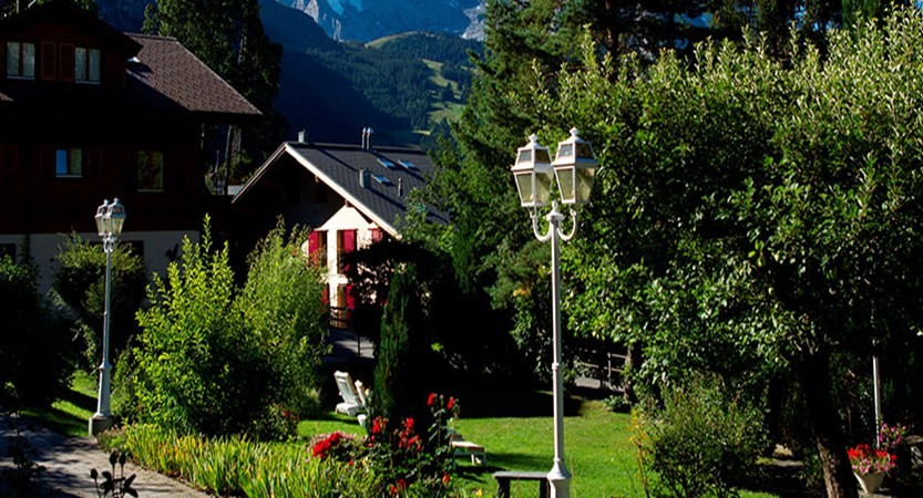 Hotel Wengenerhof, Wengen, Bernese Oberland, Switzerland - view from the garden.jpg