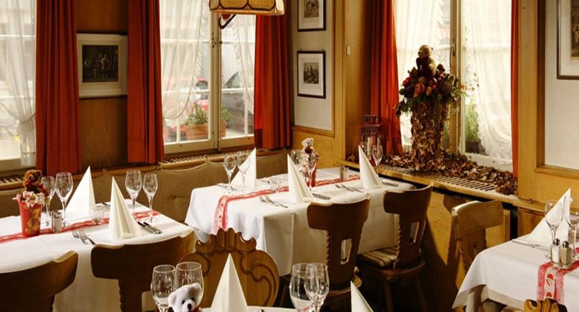 Hotel Bären, Wilderswil, Bernese Oberland, Switzerland - restaurant.jpg