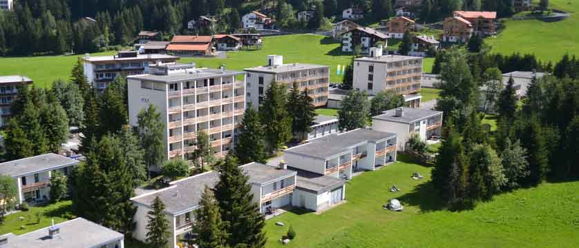 Solaria Apartments, Davos, Graubünden, Switzerland - exterior.jpg