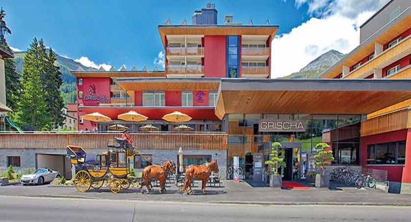 Hotel Grischa, Davos, Graubünden, Switzerland - hotel exterior.jpg