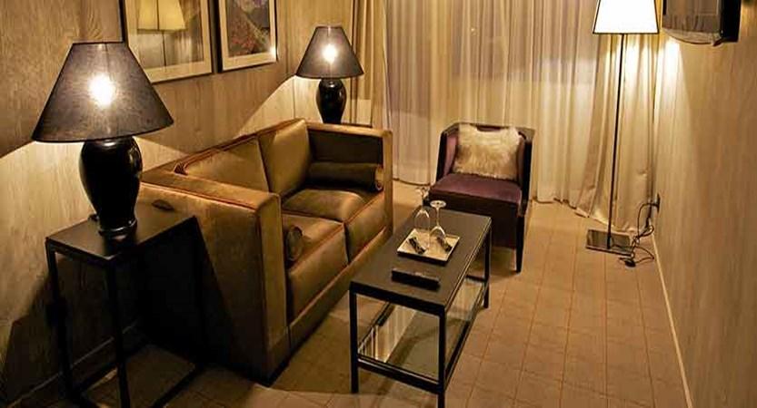 Hotel Grischa, Davos, Graubünden, Switzerland - Suite 'Bocktenhorn' sitting area.jpg