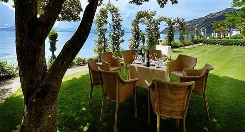 Hotel Beatus, Merligen, Lake Thun, Switzerland - al fresco dining.jpg