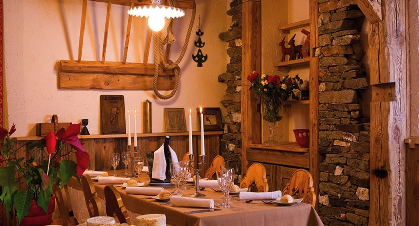 Hotel Le Sherpa Dining room