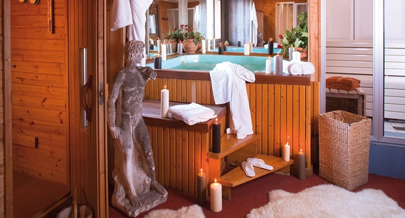 Hotel Le Sherpa Jacuzzi