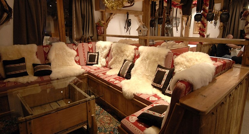 Hotel Le Sherpa Lounge