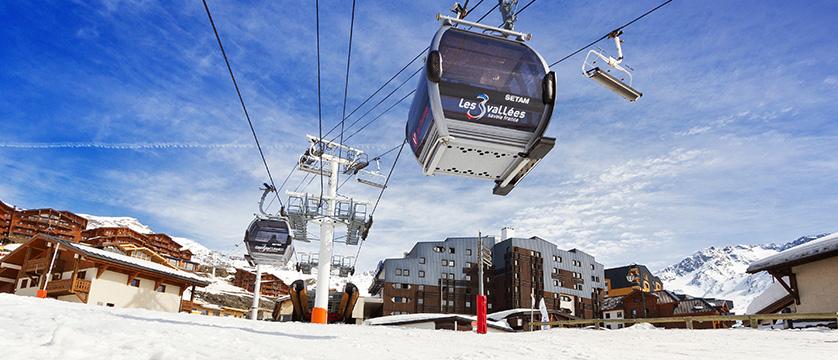 Hotel Club les Arolles Ski lift