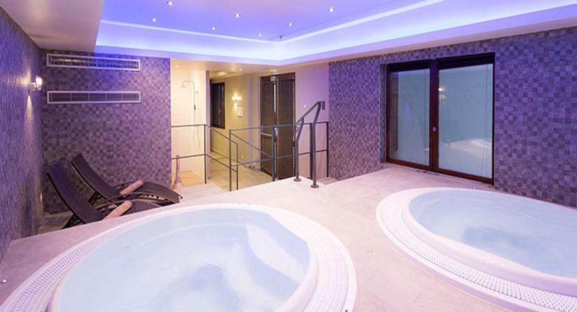 Hotel Club les Arolles - Whirlpool