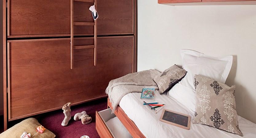 Machu Pichu Apartments - bedroom